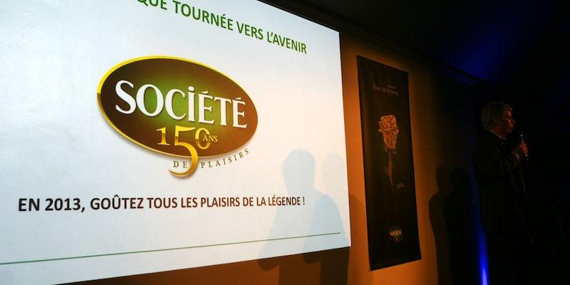 eeb71af6c5f Société fête les 150 ans de sa marque - Aveyron.com