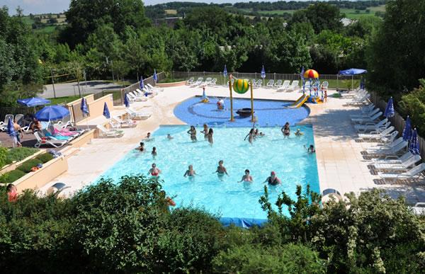 Free yelloh village la grange de monteillac with cash for Cash piscine toulouse